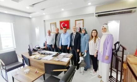 METROPOL GAZETESİ'NDEN BASIN İLAN KURUMU'NA ZİYARET