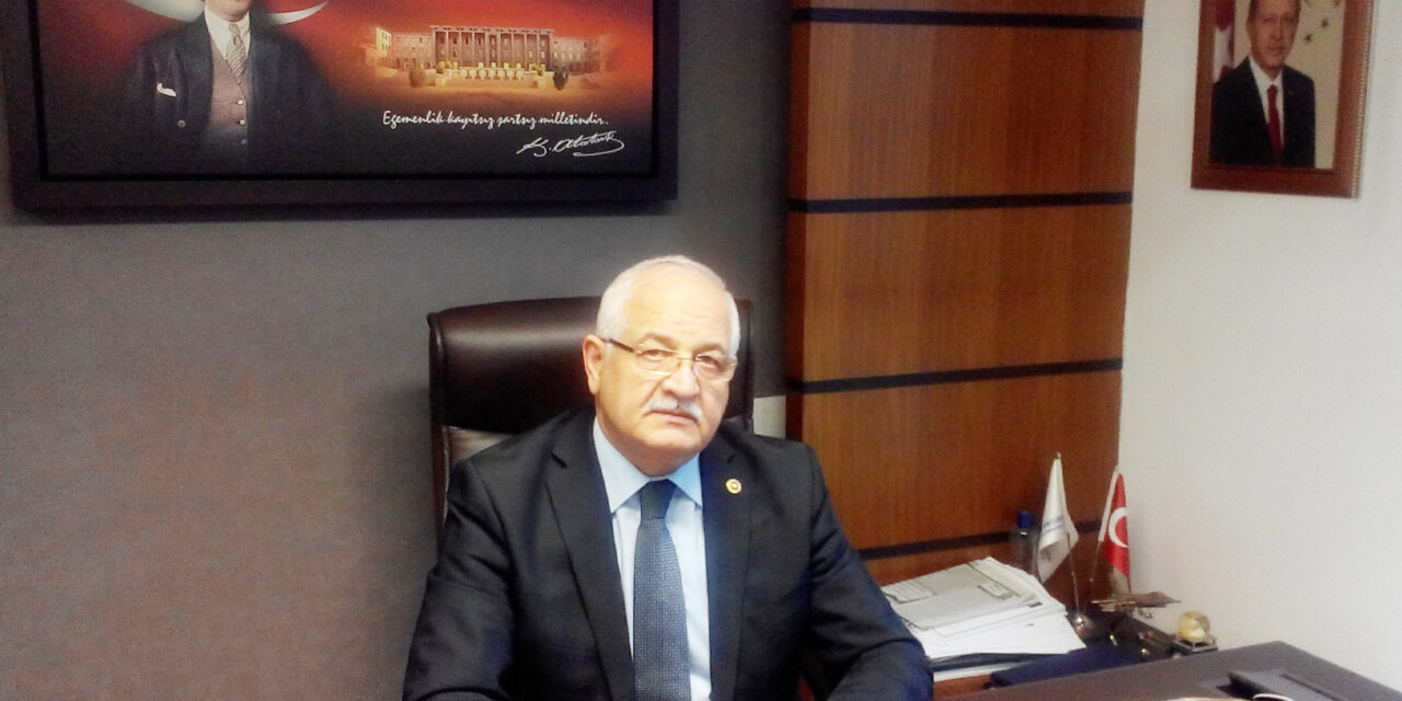 MİLLETVEKİLİ ERDOĞAN'DAN ZAFER BAYRAMI AÇIKLAMASI